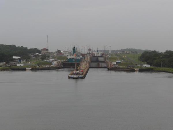 2010 Panama Canal Cruise, part 8