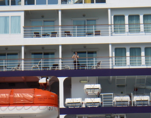 2010 Panama Canal Cruise, part 12