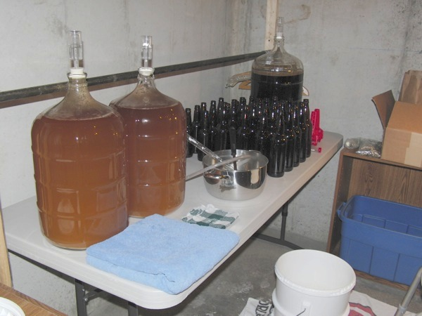 Beermaking!