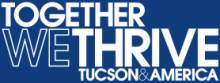 Why did the Tucson memorial have a logo?
