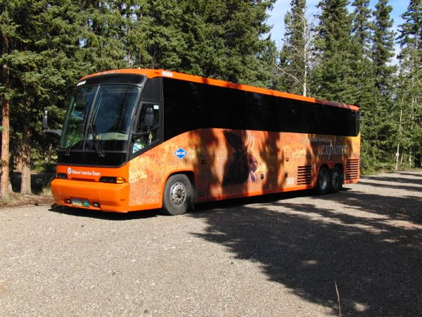 The 2013 Alaska HAL CruiseTour, Part 3