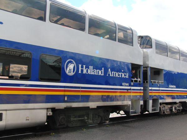 The 2013 Alaska HAL CruiseTour, Part 7