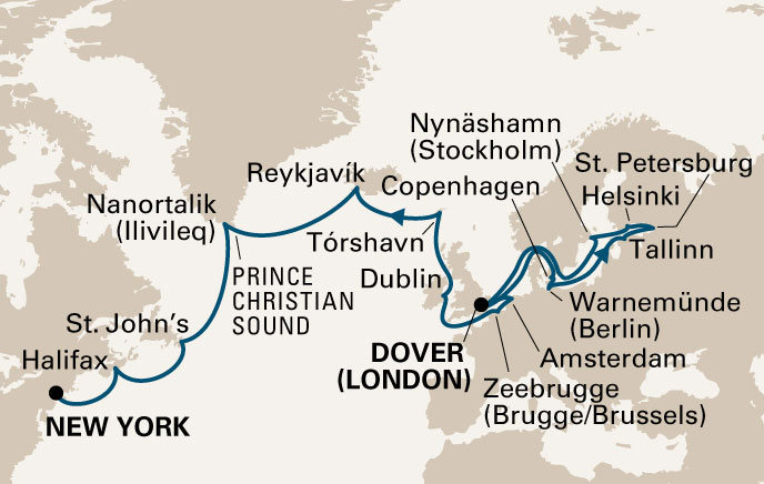 The 2011 Ultimate Northern Discovery Cruise